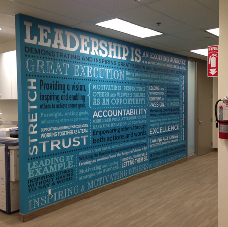 Wall Graphics - PDSB