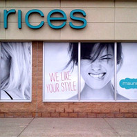 Maurices Window Graphics