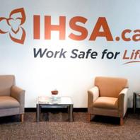 IHSA Wall Graphics