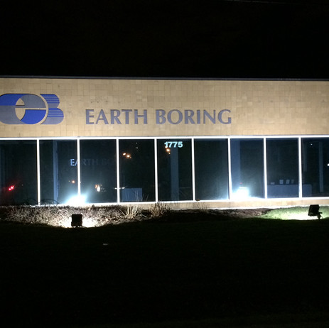 Earth Boring