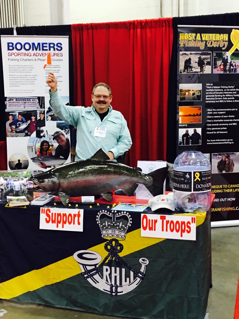 Vets Derby Booth