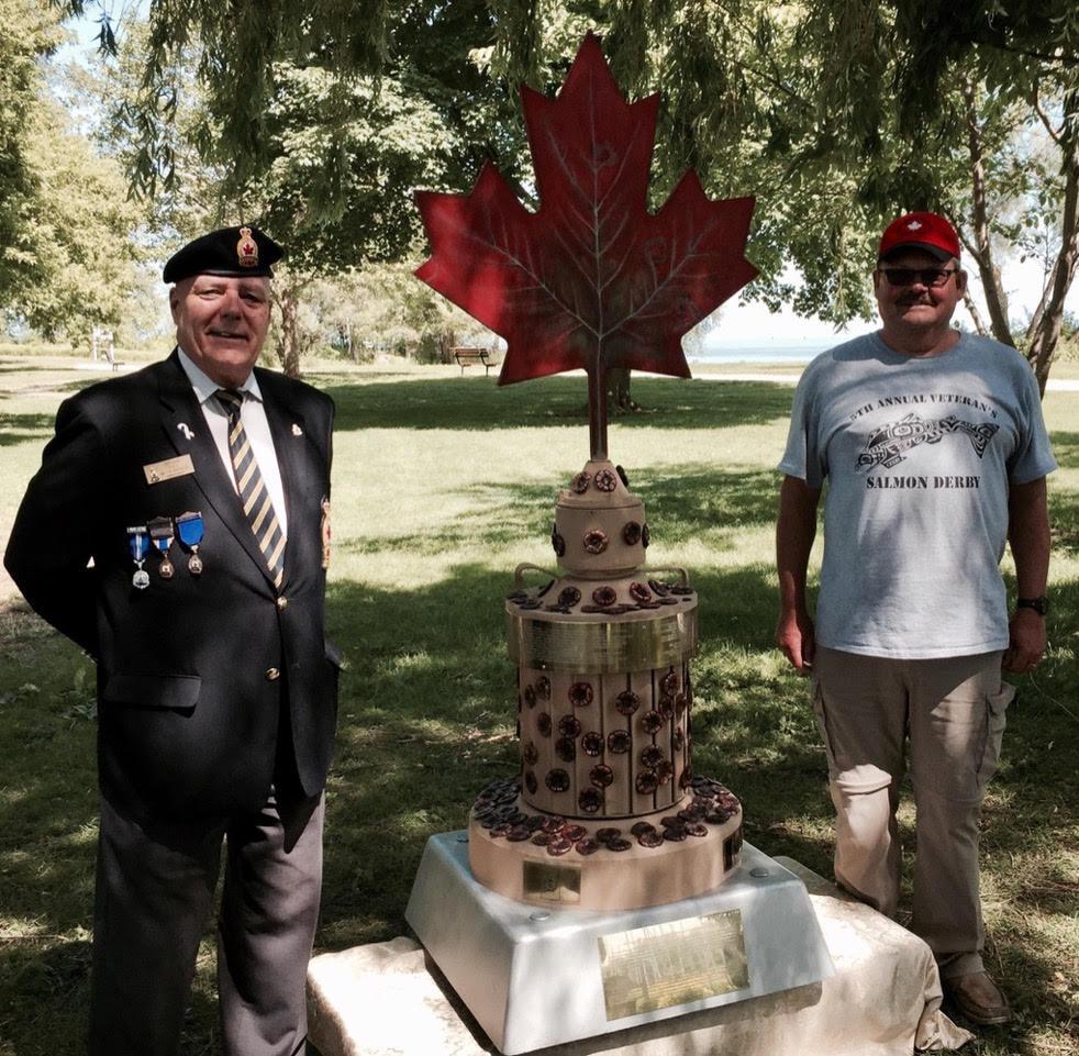 Afghanistan Poppy Memorial