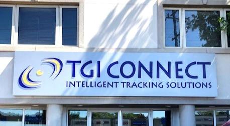 TGI Exterior Sign
