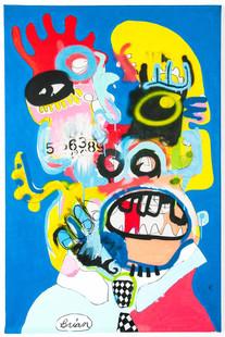 ONE LEGGED MINOTAUR (2011)