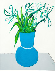 FLOWERS IN A VASE (2015)