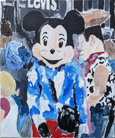BOOTLEG MICKEY (TIMES SQUARE) 2021