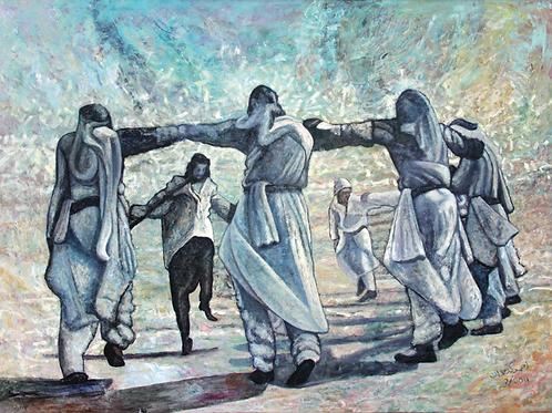 Dabkeh- Folk Dance