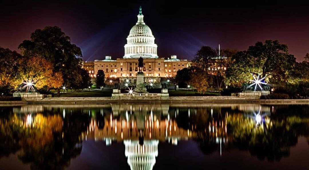 DC By Night Tour For Kids 5-15