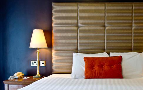 Hotel Bedroom - Galway Commercial photographer