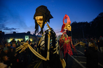 Macnas Parade Galway 2019 - Galway event photographer