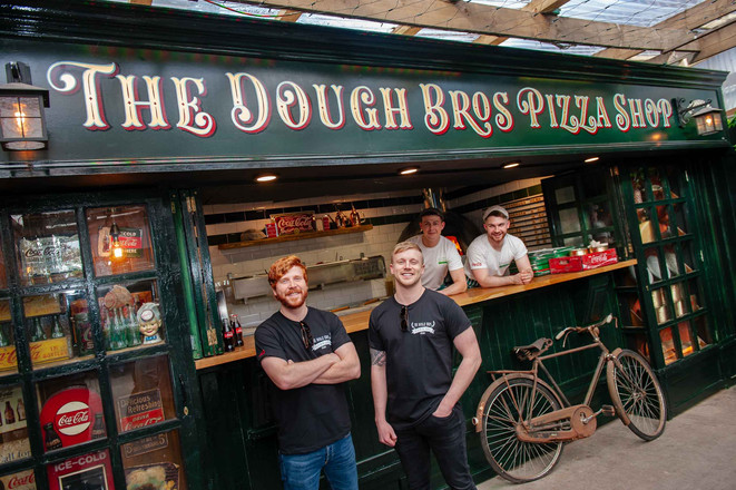 Dough Bros at oconnells galway- Galway PR photographer
