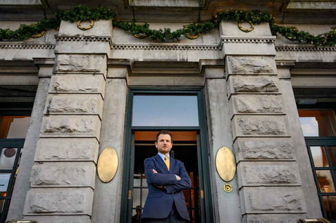 General Manager the Hardiman - Galway PR Photographer