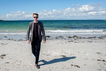 Ryan Tubridy aran islands - Galway PR photographer