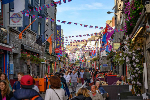 Buys quay street Galway - Galway Commercial Photogrpaher