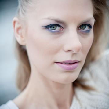 Galway portrait photographer - Blonde model