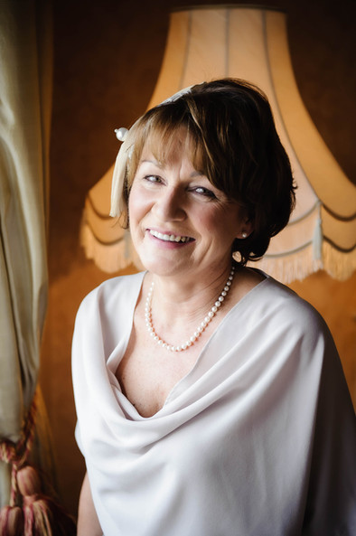 beautiful mother of the bride - Galway wedding photographer