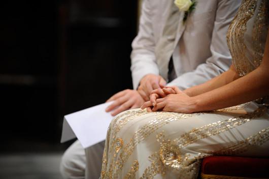 beautiful modern wedding dress - Galway wedding photographer