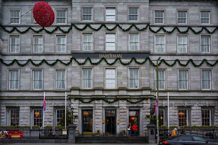 Haridman hotel - Galway Commercial Photogrpaher
