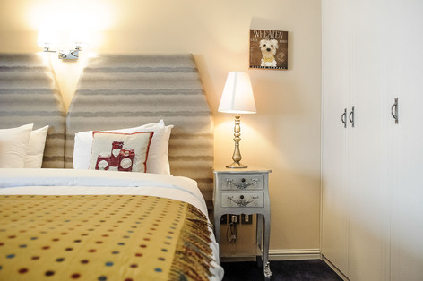 House hotel bedroom - Galway Commercial Photogrpaher