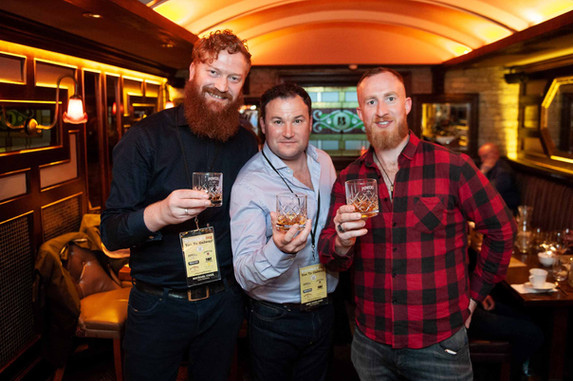 Galway whiskey tasting - Galway PR Photographer