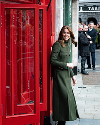 Kate middleton in galway ireland declan colohan