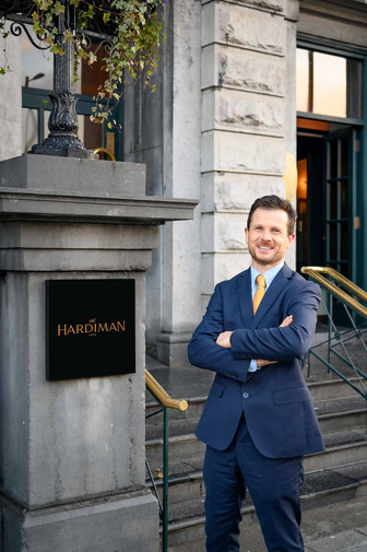 General Manager - Hardiman Galway - Galway PR photographer