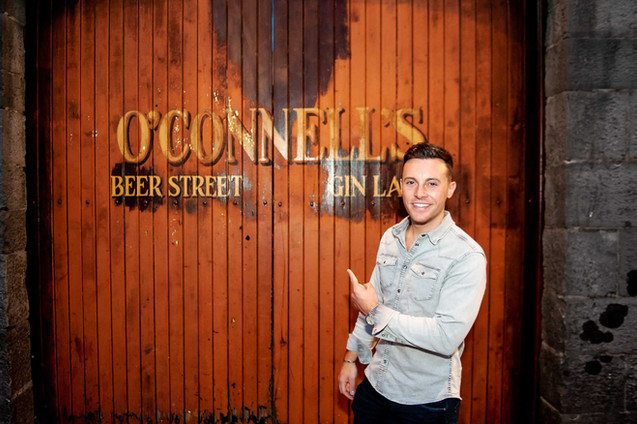 Nathan Carter in Galway - Galway PR Photographer