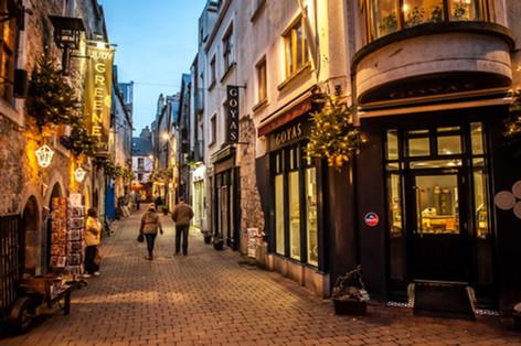 Kirwans Lane Galway - Galway Commercial Photogrpaher