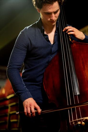 Barry Donoghue Bass Player - Galway PR photographer