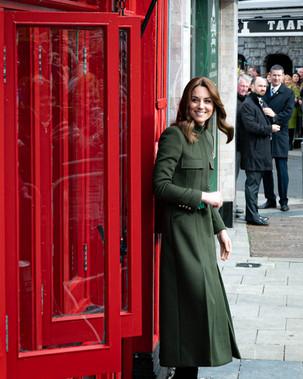 Kate Middleton in Galway, Ireland - Galway PR photographer