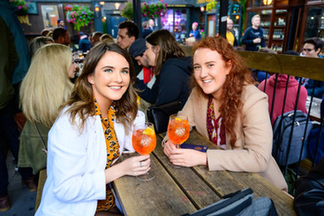 aperol spritz launch party galway - Galway event photographer