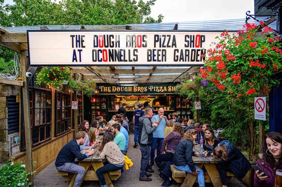 Dough bros galway at oconnells bar - Galway PR Photographer