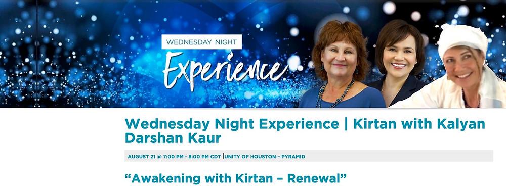 Awaken with Kirtan - RENEWAL