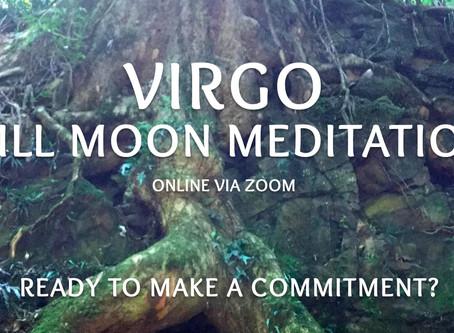 Virgo Super New Moon