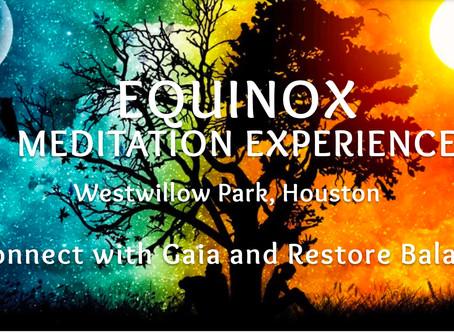 Equinox Meditation Experience