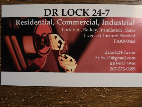 100%  Satisfaction guaranteed. Locksmith Service 24/7