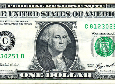 The Most Valuable Dollar Bill