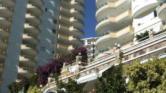 Resort Appartement Turkije