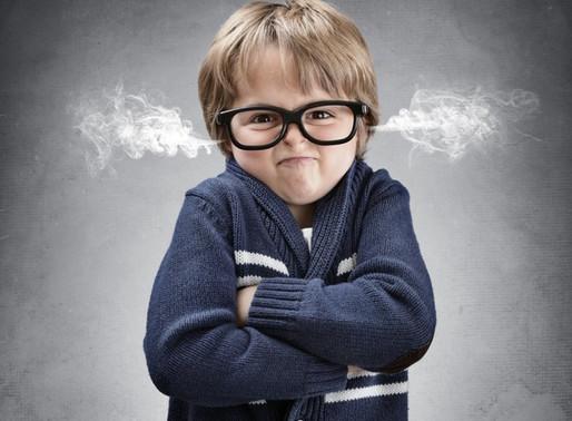 Você sabe se seu filho está sofrendo estresse infantil?