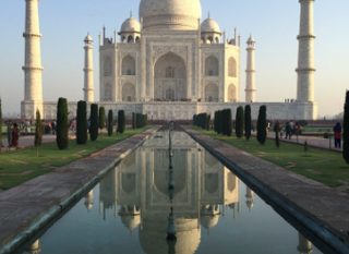 Taj Mahal, Probably the Most Beautiful Building in the World