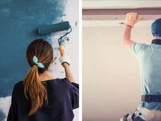 5 Home Projects You Can DIY and 5 You Should ALWAYS Hire a Professional to Do