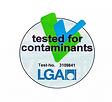 LGA Tested for contaminants