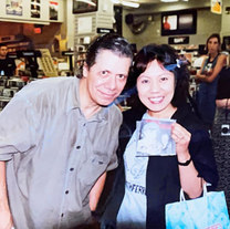 With Chick Corea (J&R Music)