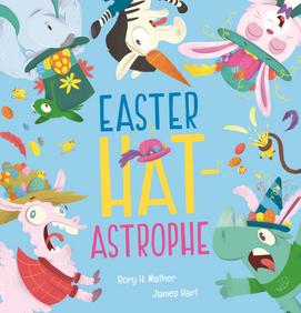 Easter Hat-Astrophe