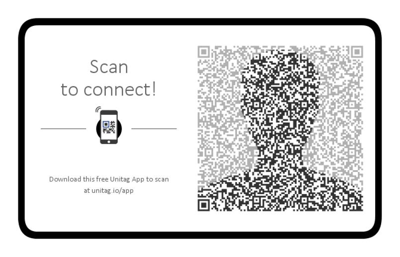 Ajouter l'institut à vos contacts sur votre smartphone grace à ce QR code