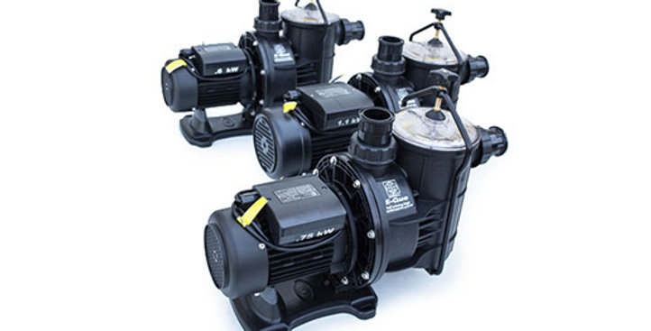 Self priming, flooded suction and submersible Pumps - 0.6kw self priming
