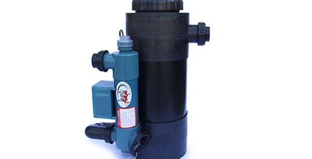 25 litre / 15 watt UV combo with ± 350 bioballs