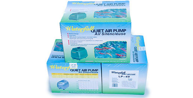Air pumps - LP 100