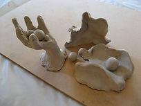 Client sculpture