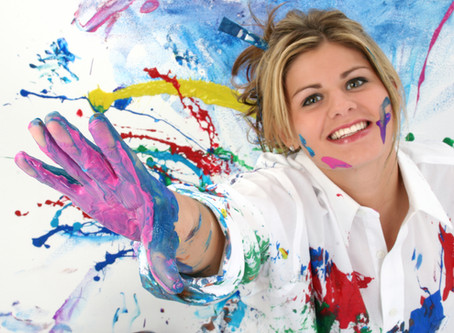 Breakthrough Burnout, Blocks and Limitations with an Expressive Arts Coach